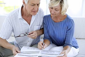 Couple filing for social security benefits with Social security planning