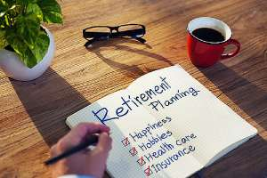Retirement planning, a way to prepare for a comfortable life after you stop working