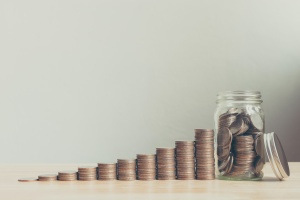 money growing after having a retirement income planning