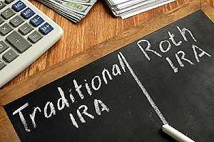 Traditional IRA vs Roth IRA. Roth conversion refers to moving assets from IRA to a Roth IRA